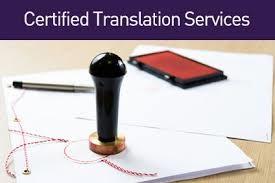 ترجمه رسمی مدارک - دارالترجمه 911