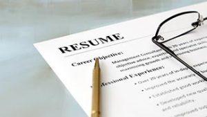 رزومه کاری و تحصیلی