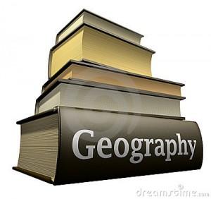 فرهنگ اصطلاحات جغرافیا